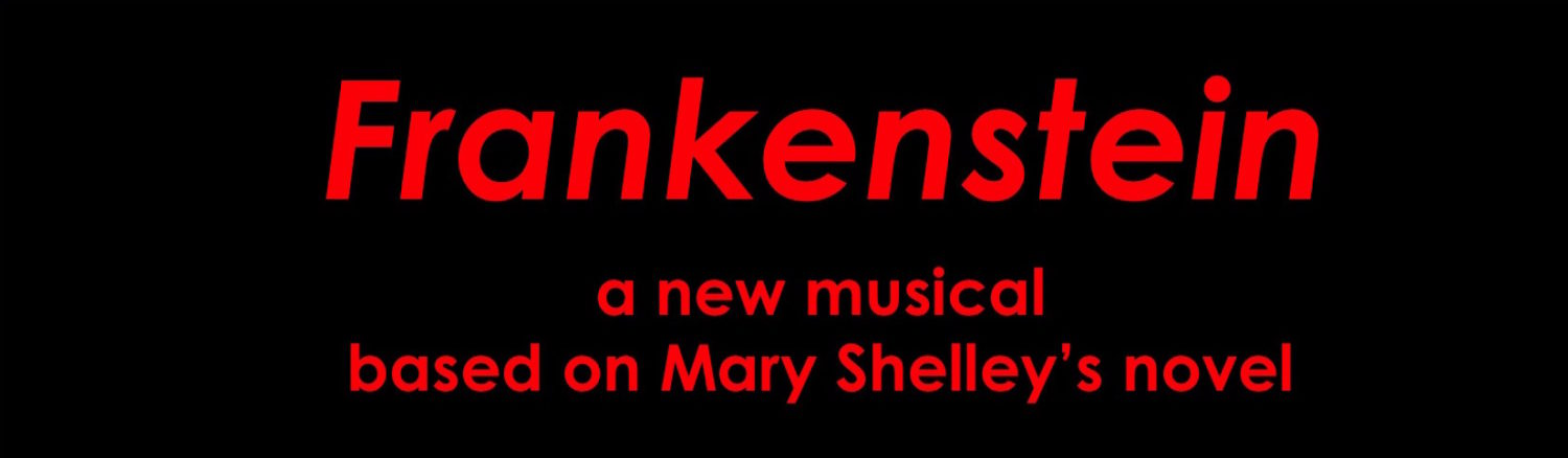 Frankenstein – a new Off-Broadway musical